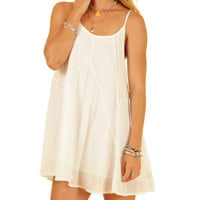 Dress Billabong Crush White