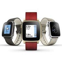 Pebble Time Smartwatch   Firebox.com - Shop for the Unusual