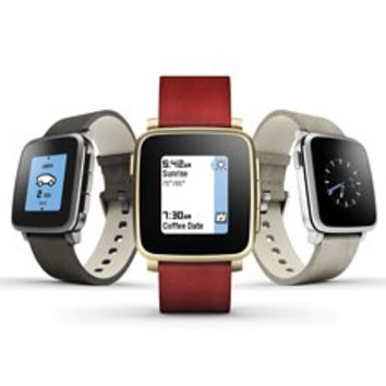 Pebble Time Smartwatch | Firebox.com - Shop for the Unusual