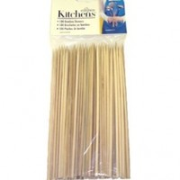Fox Run Brands Bamboo Skewers, 6-inch (set of 100)