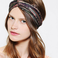 Urban Outfitters - Textured Headwrap