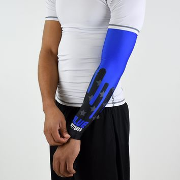 Blue Matters Stars Thin Blue Line Arm Sleeve