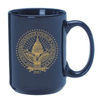 Official Inauguration Mug - Navy