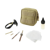 Recon Gun Cleaning Kit Color- Tan