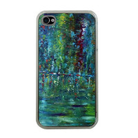 Abstract iPhone Cover / Apple iPhone 4 Case / iPhone by ArtPhone