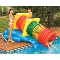 Swimline Water Park Inflatable Pool Slide