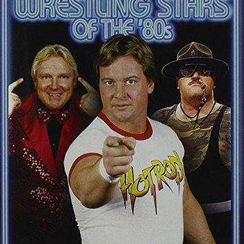 Compilation & Wwe - Greatest Wrestling Stars Of The 80s
