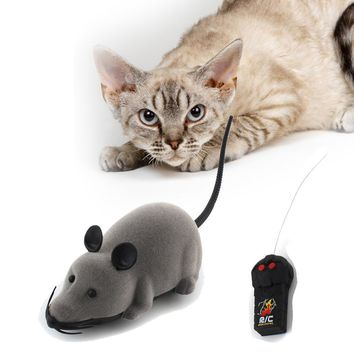 Wireless Mouse Cat Toy
