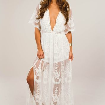 My Fair Lacy Maxi