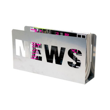 News Worthy Magazine Rack
