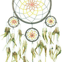 Ivory Beads - Dreamcatcher