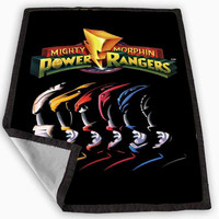 power rangers Blanket for Kids Blanket, Fleece Blanket Cute and Awesome Blanket for your bedding, Blanket fleece *