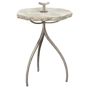 Palecek Drew Clam Accent Table