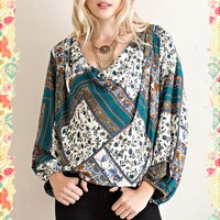 Cowling All Cool Girls Top