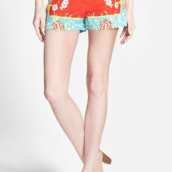 Women's Plenty by Tracy Reese Print Shorts