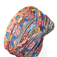 Worldly Knotted Headwrap