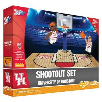 Shootout Set : University of Houston Cougars | OYO Sports | Minifigures & Buildables