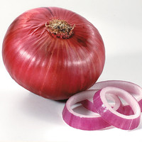Heirloom, Red Burgandy Onion, Grown on Our Farm, 25 Seeds