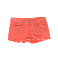 J Brand Womens Denim Low-Rise Denim Shorts