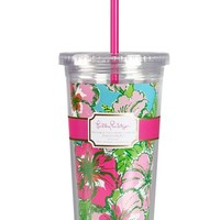 Lilly Pulitzer Travel Tumbler