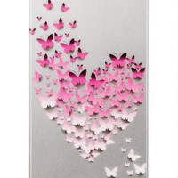 Ombre Heart iPhone 5 Case - Multi