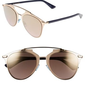 Women's Dior 'Reflected' 52mm Sunglasses