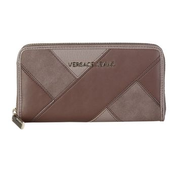 Versace Jeans Small Brown Purse
