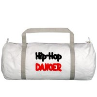 Hip-Hop Dancer Gym Bag