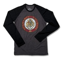 Hogwarts™ Railways Adult Long-Sleeve T-Shirt | Universal Orlando™