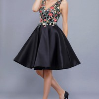 Short Homecoming Dress Formal Cocktail Prom