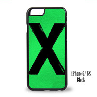 Ed Sheeran X iPhone 6, iPhone 6s, iPhone 6 Plus, iPhone 6s Plus Case