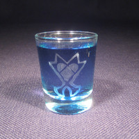 Kingdom Hearts Unversed Shot Glass
