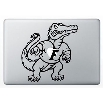 Florida Gator Macbook Decals, NCAA Football Macbook Stickers, Laptop Decals Laptop Stickers, iPhone Decals Car Vinyl Decals, Nintendo 3DS XL