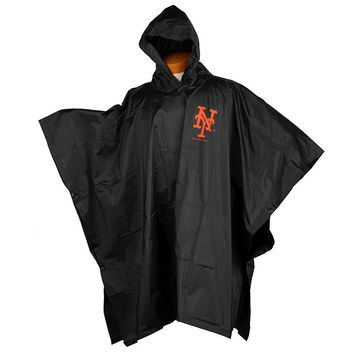 lightweight stadium poncho New York Mets