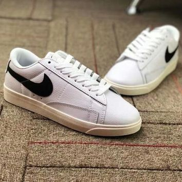 NIKE BLAZER LOW summer new fashion casual couple shoes F-CSXY