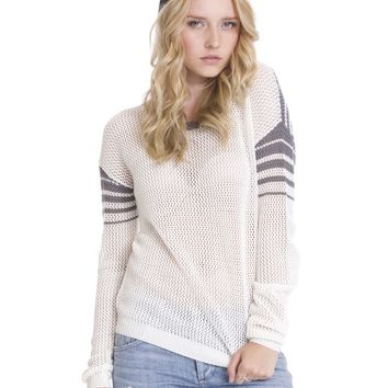 Anna Colorblock Pullover - pullovers