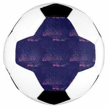 GALAXY SOCCER BALL