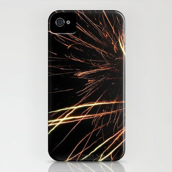 Fireworks 6 iPhone Case by CosmosDesignz | Society6