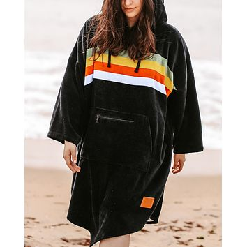 The Perfect Changing Poncho