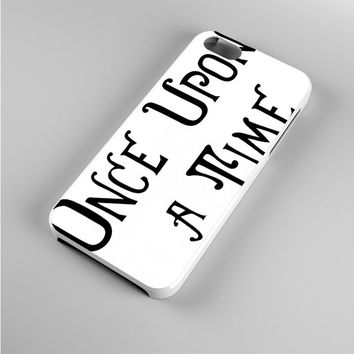 Henry's Book Once Upon A Time Iphone 5s Case