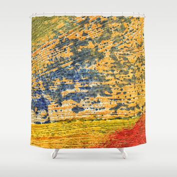 colors Shower Curtain by abeerhassan