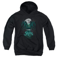 Lord Of The Rings - Shelob Youth Pull Over Hoodie