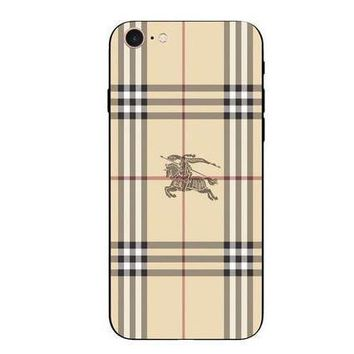 Burberry Fashion Print iPhone Phone Cover Case For iphone 6 6s 6plus 6s-plus 7 7plus