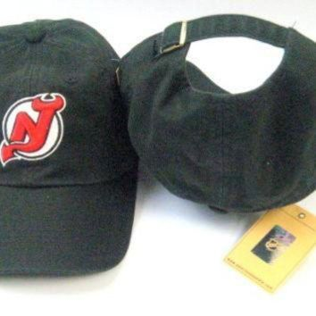 CHEN1ER New Jersey Devils NHL Hockey Cap American Needle Cotton Twill One Size