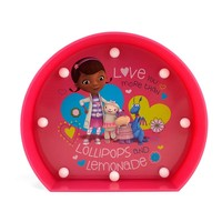 Disney's Doc McStuffins Marquee Light (Pink)