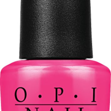 OPI Nail Lacquer - Pink Flamenco 0.5 oz - #NLE44