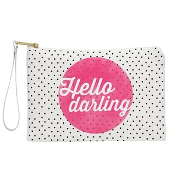 Allyson Johnson Hello Darling Dots Pouch