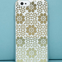 Sonix Crochet Floral Clear Phone Case