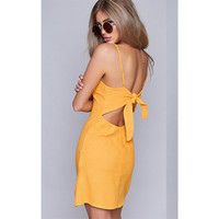 Elissa Sexy Slim Fit Summer Dress