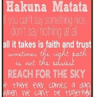 The past can hurt, but the way I see it: you can either lear from it or learn - Lion King Hakuna Matata - iPhone 4 / 4s black plastic case / Inspiration Walt Disney quotes